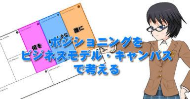 ビジネスモデル・キャンバス
